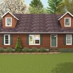 Modular Home Style 2