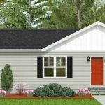 Model 6 - 29'11 X 48' 1436 sq. ft. Homestead Ranch