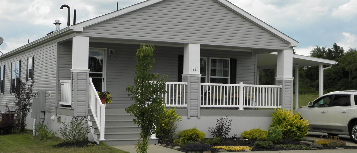 Permalink to: Manufactured Homes